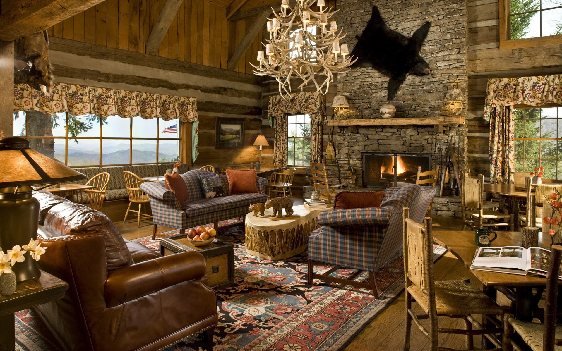Rustic-Country-Bedroom-Decorating-Ideas