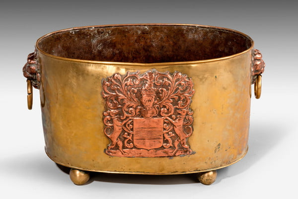 late-18th-century-brass-and-copper-planter