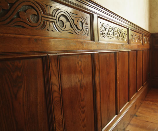 Arabesque_Bespoke_interior_oak_panelling_2
