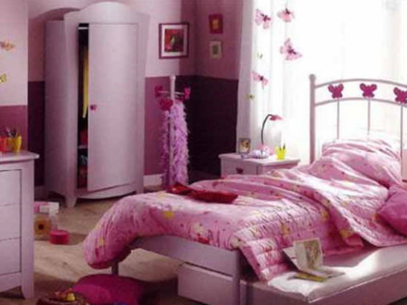 beautiful-pink-bedroom-ideas-fresh-decorating-ideas-with-pink-theme