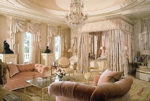 royal bed chamber decorating ideas-regal bedroom decorating-royal themed rooms