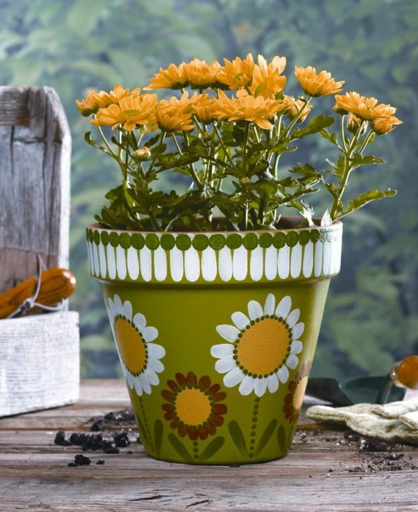 beautiful-painted-flower-pots-for-decoration-ideas