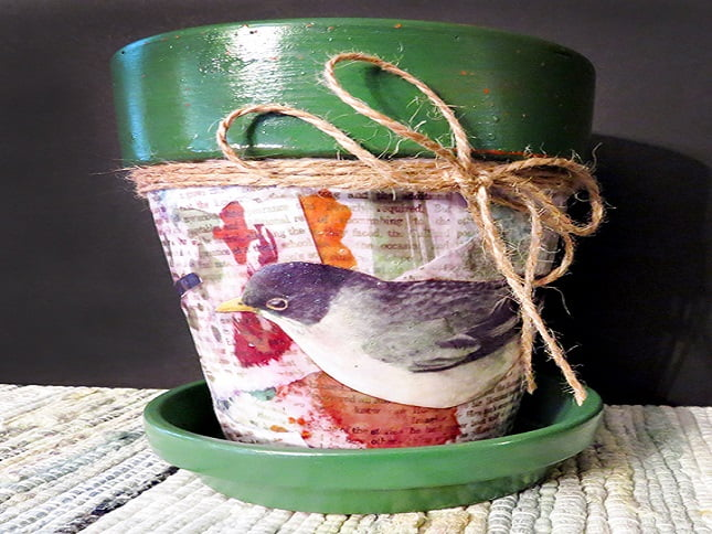 4_decoupage_flower_pots